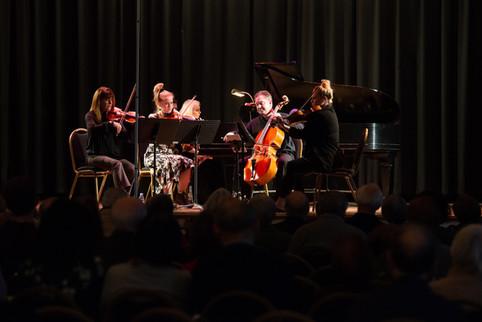 Pilgrim Chamber Players 11/04/18