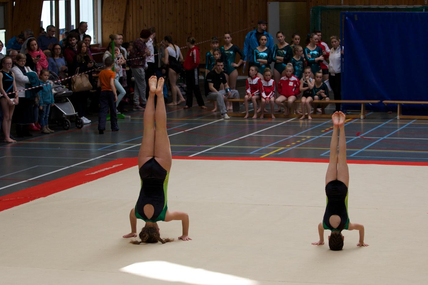 Gym Club Athena championnat BCBW au