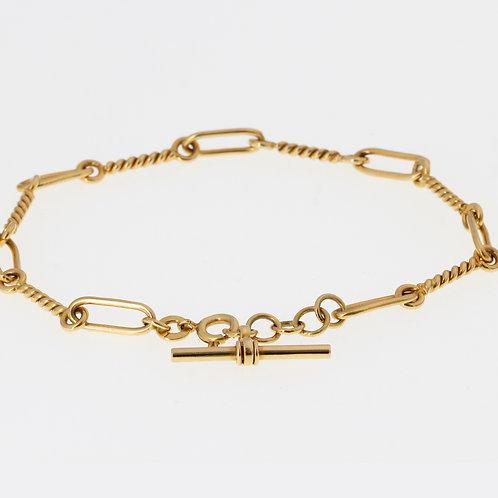 Loop & Tie Bracelet