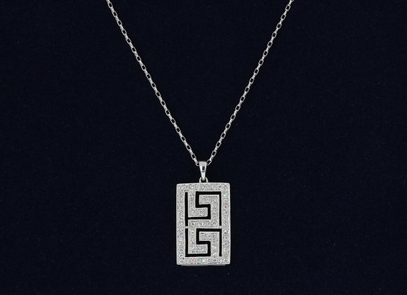 BRING ME OUT OF THE MAZE PENDANT