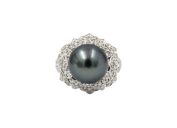 THE GREAT GATSBY TAHITIAN PEARL RING