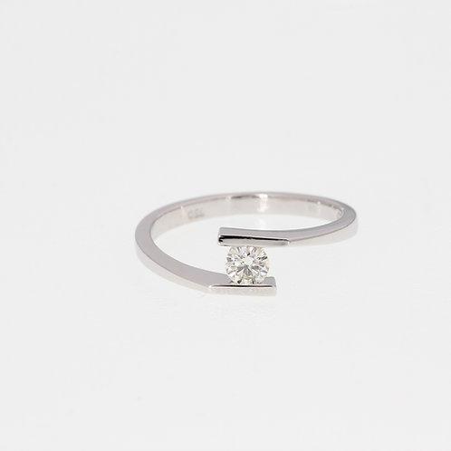 Touch Diamond Ring
