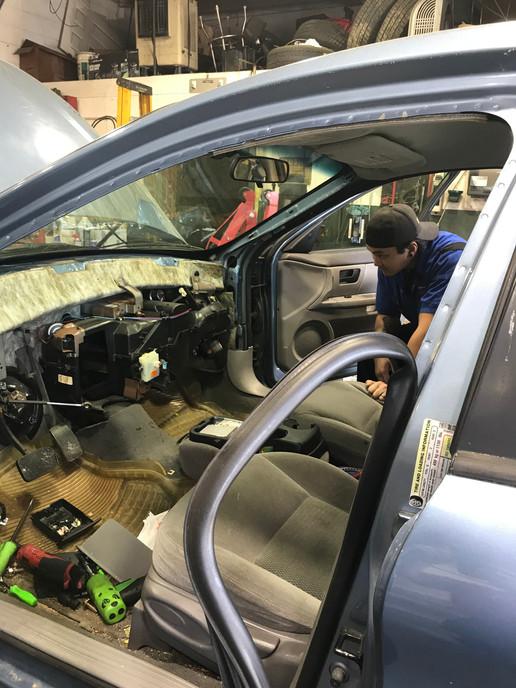 Yeargan's Auto At Work