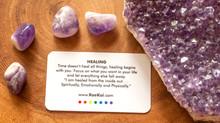 February 2015 Affirmation: Healing