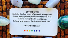 June 2015 Affirmation: Confidence