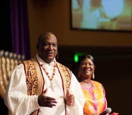 Apostle Henry & Dr. Ann Higgins
