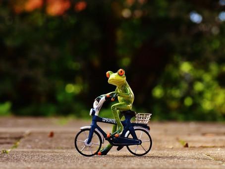 Если у тебя в детстве не было велосипеда...