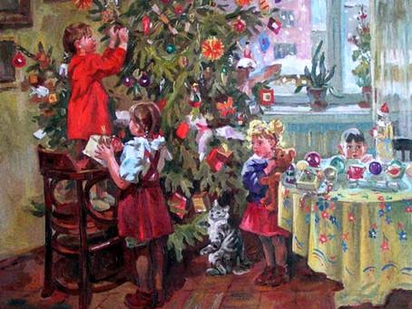 Про подарки в детские дома и про подарки детям, живущим в приёмных семьях