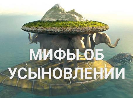 """Вебинар """"Мифы об усыновлении"""""""