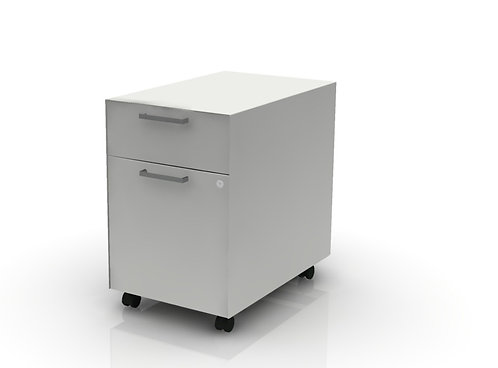Mobile Storage Pedestal