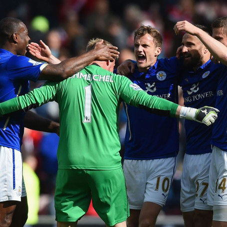 The Rise of Leicester City: A Psychological Perspective