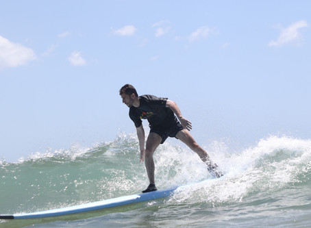 LIFE LESSONS LEARNED FROM SURFING