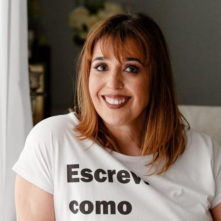 Perfil da mulher e autora: Larissa Brasil