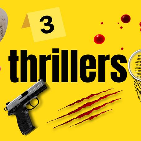 Como escrever thrillers: dicas para escritores