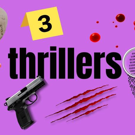 Como escrever thrillers: dicas para autores (parte 2)