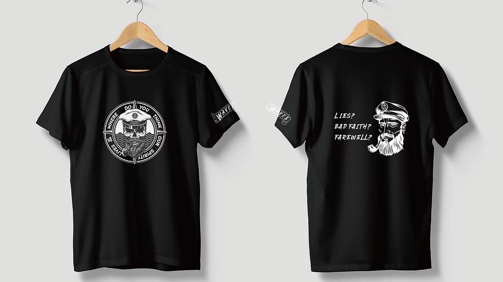 the spirit lives T-shirt