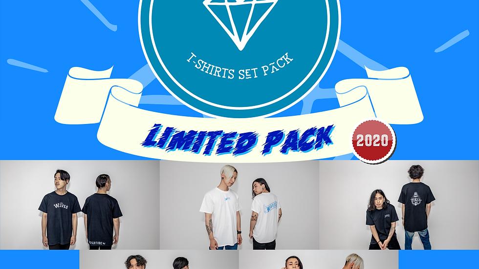 T-shirts set pack L