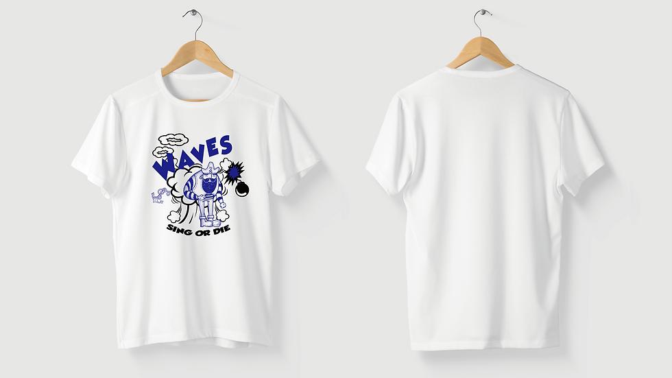 Sing or Die T-shirt