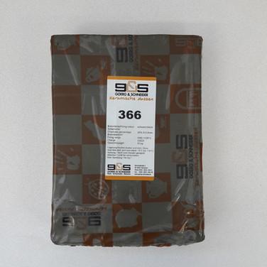 SG366 - 25%cham - 0-0.5mm - bruin/zwart - 1200°C