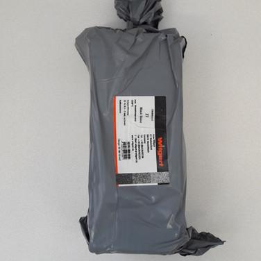 27 blackstone - 25%cham - 0.5-2mm - antraciet - 1250°C