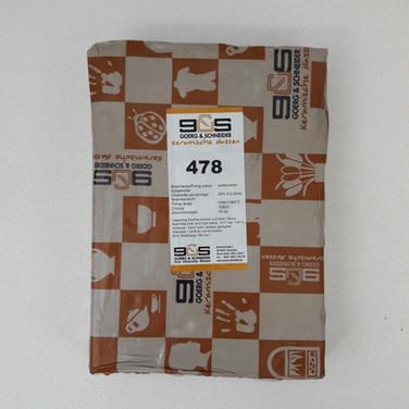 SG478 - 25%cham - 2mm  - wit - 1280°C