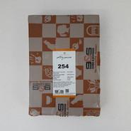 SG254 - 25%cham - 0.2mm - wit - 1280°C