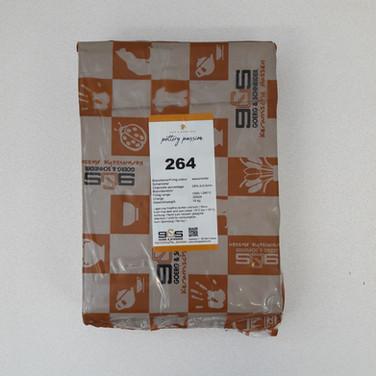 SG264 - 25%cham - 0.5mm - crème - 1280°C