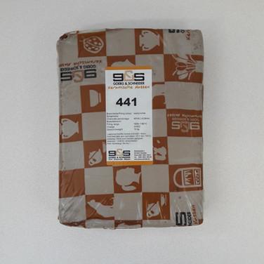SG441 - 45%cham - 0.2-0.8mm  - wit - 1200°C