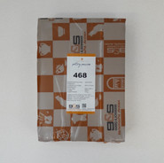SG468 - 40%cham - 0.5mm - wit - 1280°C