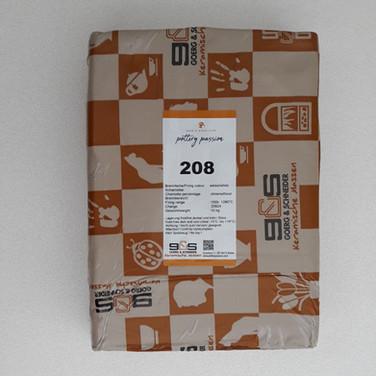 GS208 - 0%cham - wit - 1280°C