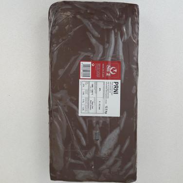 PRNI Sio-2 - 40%cham - 1-3mm - bruin/zwart - 1240°C