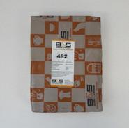 SG482 - 40%cham - 4mm - wit - 1260°C