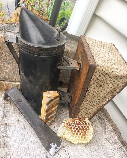 FORGED HIVE TOOL