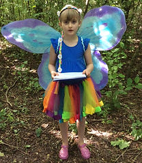 Lily's enchanted wood story