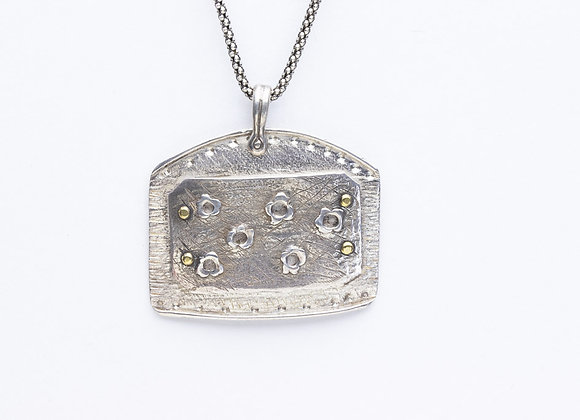 The Holes Have It Pendant