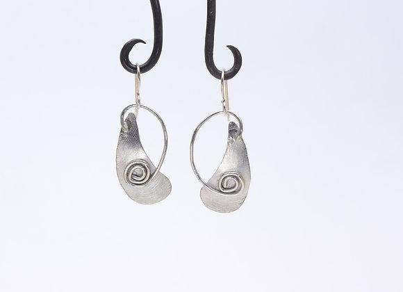 A Little Bit of Different Sterling Silver Earrings