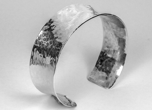 The Everyday Sterling Silver Cuff Bracelet