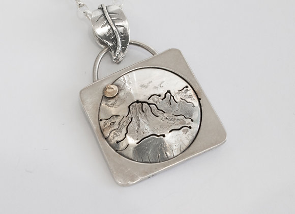 Mountains in the Sun Pendant