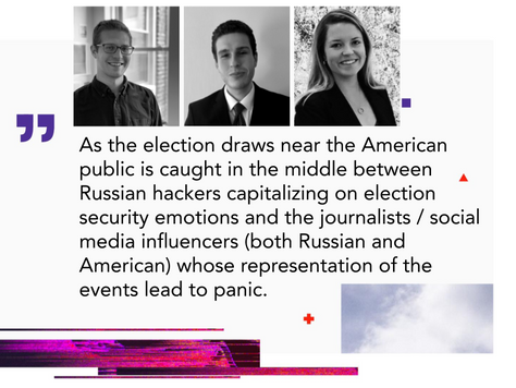 With the U.S. Elections Fast Approaching, Fear Becomes a Vulnerability