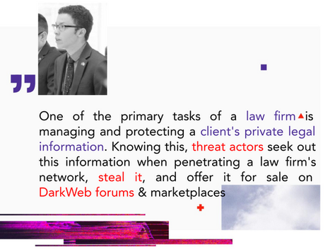Breach of Trust: How Threat Actors Leverage Confidential Information Against Law Firms