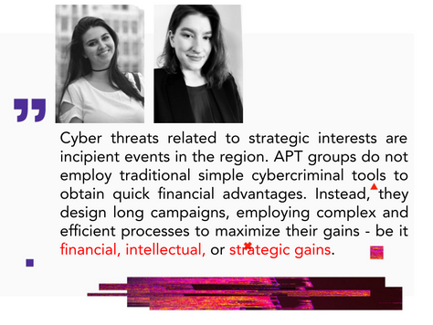 Cyber Exploration: The Geostrategic Quest of APT Groups in LATAM