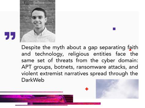 Cyber-Religious Threat Landscape - Victims & Perpetrators