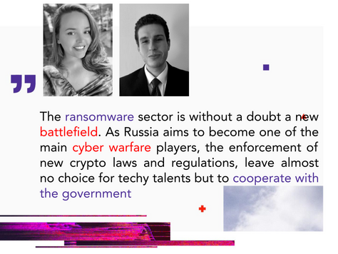 New Russian Crypto Law - A Government Tool to Take Control Over the DarkWeb Market?