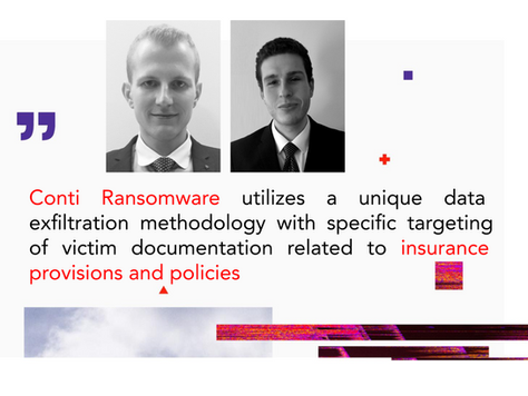 Hunting for Corporate Insurance Policies: Indicators of [Ransom] Exfiltration