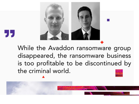 The Rise & Demise of Multi-Million Ransomware Business Empire