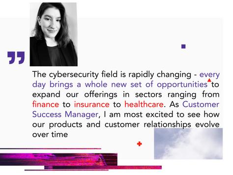 Team Spotlight: Meet Claire McKenzie Robertson, Our Customer Success Manager!