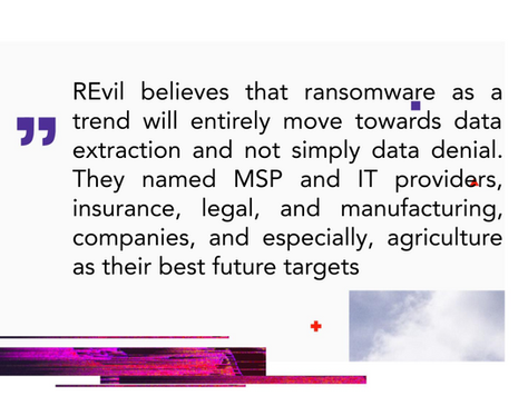 """An Interview with """"UNKN"""" Sheds Light on REvil's Operations & Future Victims"""