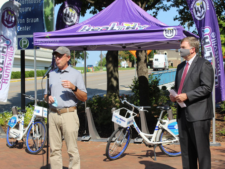 Bike Share Program Planning with Tandem Mobility: Real Questions from Real Communities