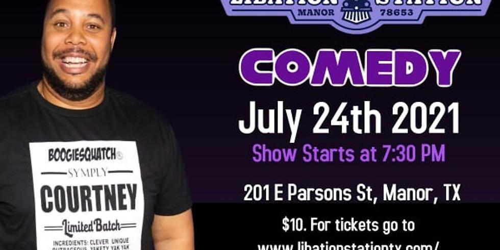 July Comedy Jam
