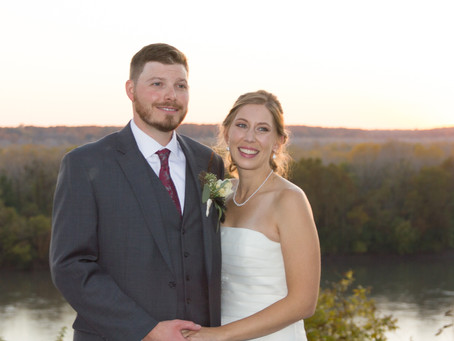 White Winery Wedding | Julie & Bob